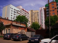 Samara, Turgenev alley, house 7. Apartment house