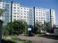 Samara, Tukhavevsky st, house 46. Apartment house