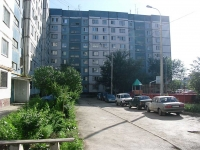 Samara, Tukhavevsky st, house 54. Apartment house