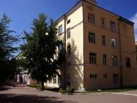 Самара, школа Средняя общеобразовательная школа №37, улица Тухачевского, дом 224