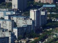 Samara, Tukhavevsky st, house 50А. Apartment house
