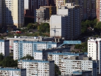 Samara, Tukhavevsky st, house 58. Apartment house