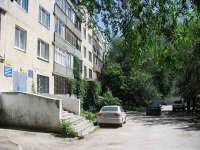 neighbour house: st. Tushinskaya, house 43. Apartment house