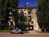 Samara, Uritsky st, house 4. Apartment house
