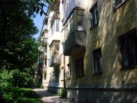 Samara, Uritsky st, house 10. Apartment house