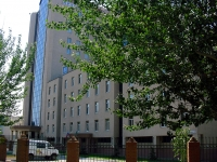 隔壁房屋: st. Uritsky, 房屋 17. 法院 Управление федеральной службы судебных приставов по Самарской области