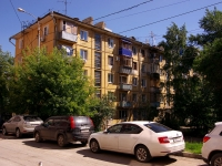 Samara, st Uritsky, house 18. Apartment house