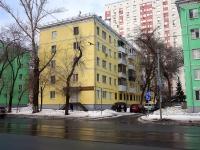 隔壁房屋: st. Uritsky, 房屋 22. 公寓楼