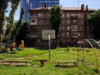 Samara, Uritsky st, house 24. Apartment house