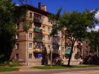 соседний дом: ул. Урицкого, дом 24. многоквартирный дом