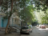 Samara, Chernorechenskaya st, house 18. Apartment house