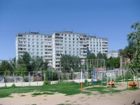 Samara, Chernorechenskaya st, house 20. Apartment house