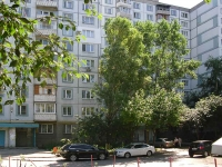 Samara, st Chernorechenskaya, house 22. Apartment house