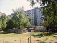 neighbour house: st. Chernorechenskaya, house 34. Apartment house