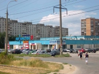 neighbour house: st. Chernorechenskaya, house 38. shopping center МИЧУРИНСКИЙ