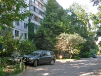 Samara, Chernorechenskaya st, house 47. Apartment house