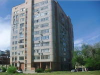 Samara, Chernorechenskaya st, house 57. Apartment house