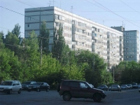 neighbour house: st. Chernorechenskaya, house 63. Apartment house