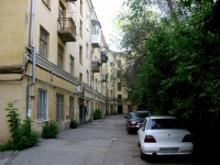 Samara, Chernorechenskaya st, house 2/1. Apartment house