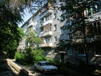 Samara, Chernorechenskaya st, house 13. Apartment house
