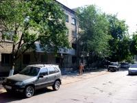 萨马拉市, 宿舍 Самарского колледжа строительства и предпринимательства, №2, Chernorechenskaya st, 房屋 19
