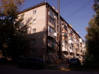 Samara, st Chernorechenskaya, house 25. Apartment house