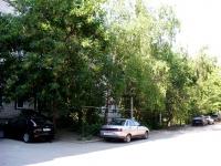 Samara, Chernorechenskaya st, house 27. Apartment house