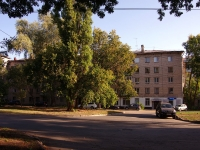 neighbour house: st. Chernorechenskaya, house 27. Apartment house