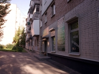 neighbour house: st. Chernorechenskaya, house 27А. Apartment house