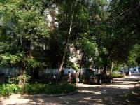 Samara, Chernorechenskaya st, house 33. Apartment house