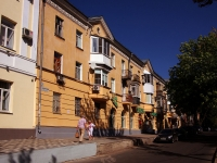 neighbour house: st. Chernorechenskaya, house 2. Apartment house