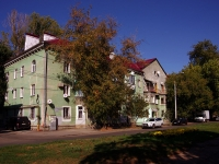 Samara, Chernorechenskaya st, house 8 к.6. Apartment house