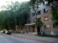 Самара, улица Чернореченская, дом 12. общежитие
