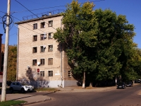 neighbour house: st. Chernorechenskaya, house 12. hostel