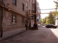 Samara, Chernorechenskaya st, house 14. Apartment house