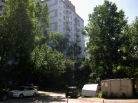 Samara, Chernorechenskaya st, house 24. Apartment house