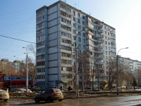 Samara, Chernorechenskaya st, house 49. Apartment house