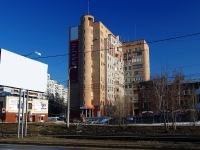 neighbour house: st. Chernorechenskaya, house 57. Apartment house