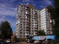 neighbour house: st. Chernorechenskaya, house 69. Apartment house