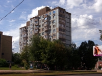 neighbour house: st. Chernorechenskaya, house 71. Apartment house