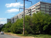 Samara, Chernorechenskaya st, house 42. Apartment house
