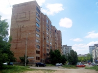Samara, Chernorechenskaya st, house 42А. Apartment house