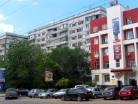 neighbour house: st. Chernorechenskaya, house 44. Apartment house