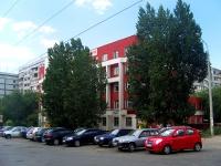 Самара, улица Чернореченская, дом 50. офисное здание