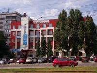 neighbour house: st. Chernorechenskaya, house 50. office building
