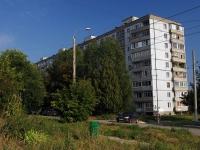Samara, st Kraynyaya, house 11. Apartment house