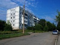 Самара, улица Крайняя, дом 16. многоквартирный дом