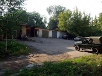 Samara, st Kraynyaya. garage (parking)