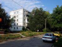 Самара, улица Крайняя, дом 22. многоквартирный дом