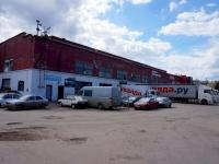 Samara, Ln 4th, house 66 ЛИТ Л. multi-purpose building